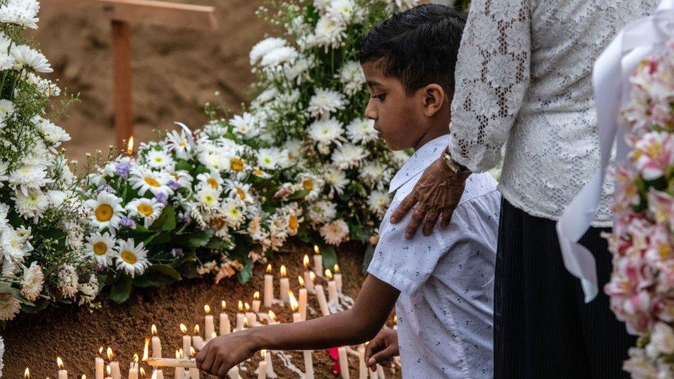 Влада Шрі-Ланки каже, що неправильно порахувала жертв терактів. Їх набагато менше