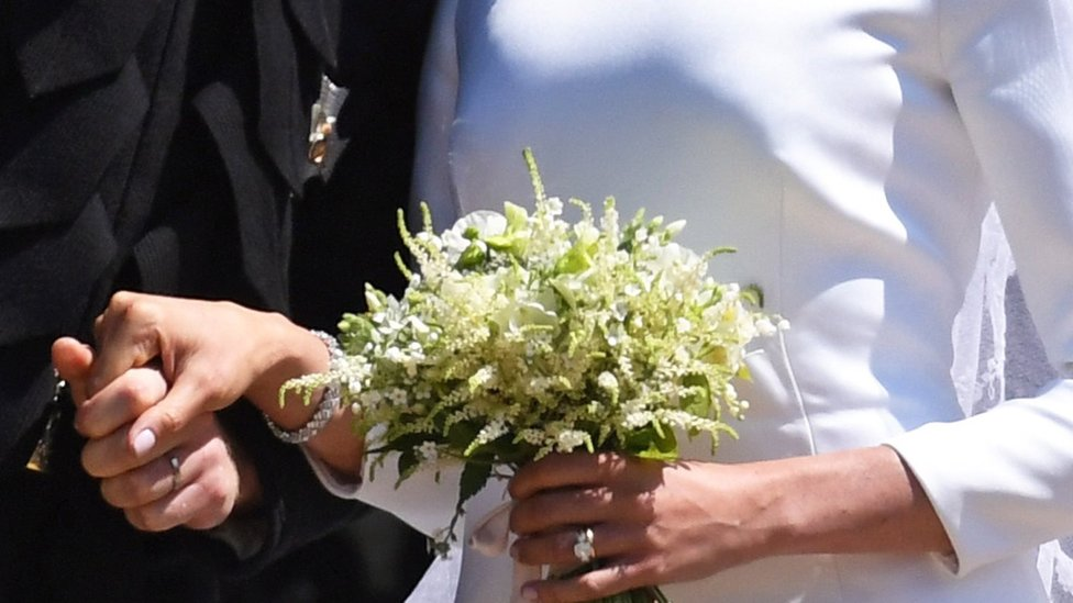 Royal wedding 2018: Bouquet to lie on tomb of unknown warrior