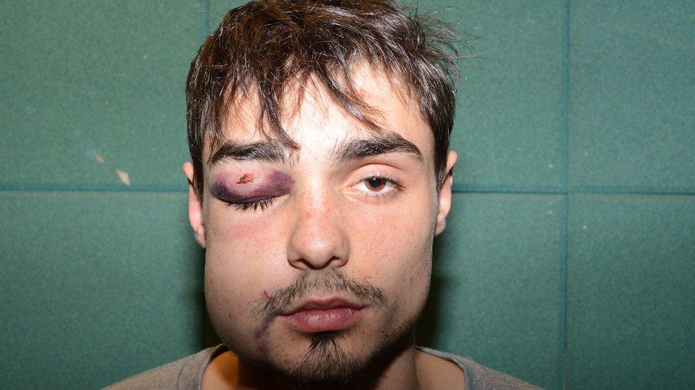 Chris West murder: Man guilty of Halloween disco stabbing