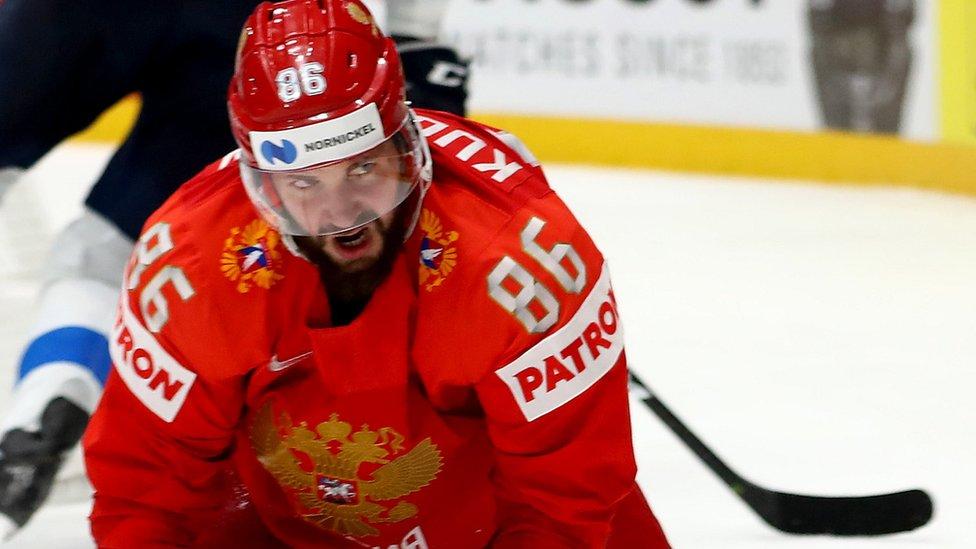 Россия проиграла Финляндии, потеряв шанс на победу в ЧМ по хоккею. Новость в одном фото