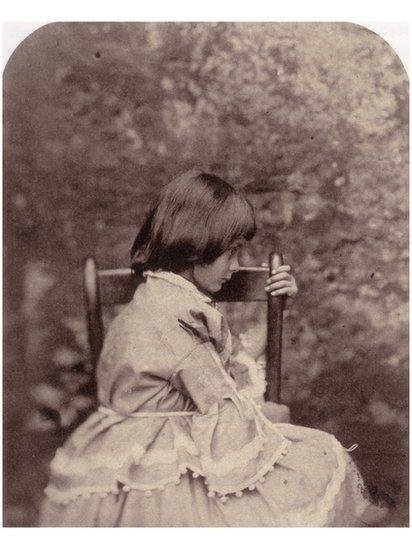 Alice Liddell, de 6 años.
