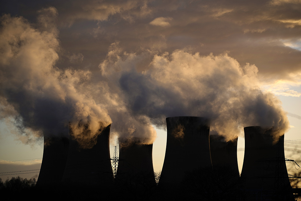 Drax Power Station is the largest power station in the UK - the owner has said that it expects to stop the use of coal in March 2021
