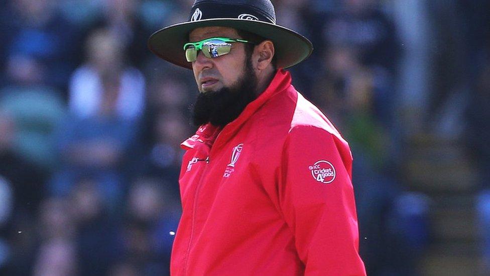 वर्ल्ड कप फ़ाइनल में भी पाकिस्तानी अंपायर अलीम डार को नहीं मिला मौक़ा