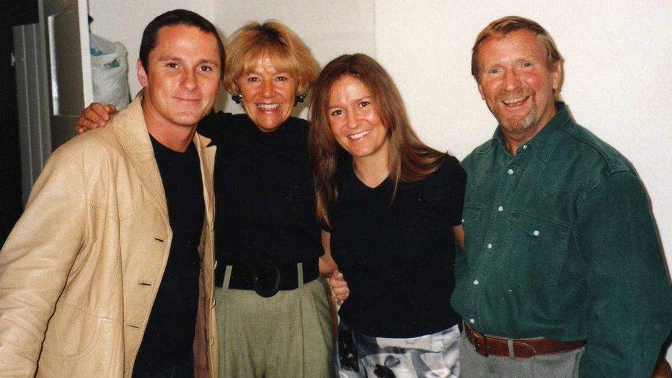 La familia Jones.