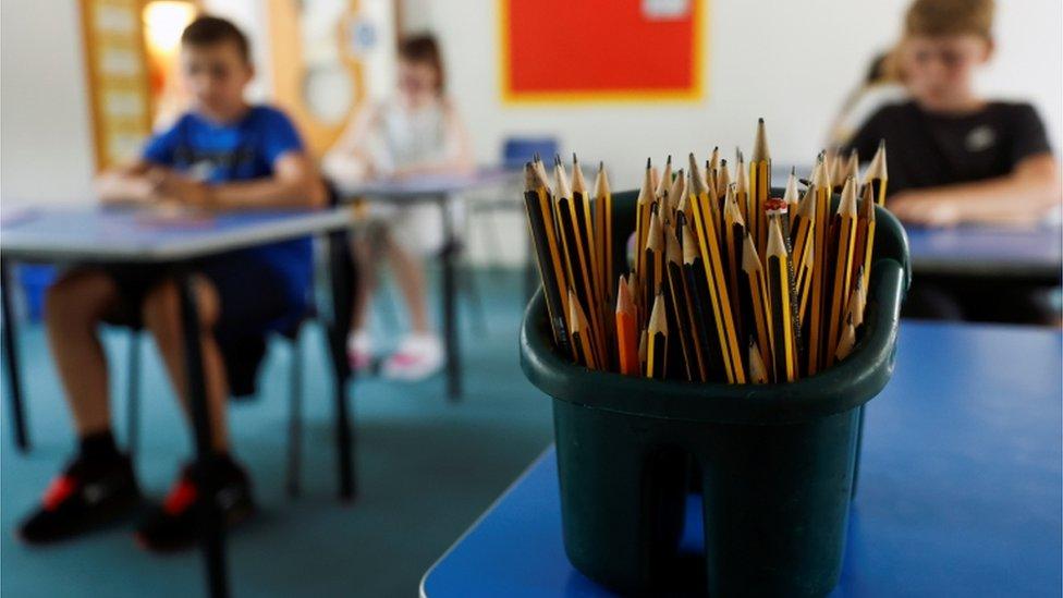 Coronavirus: Portadown school campus closes after Covid cases 1 -