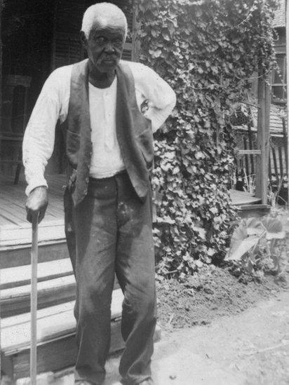 Felix Haywood a los 92 años.