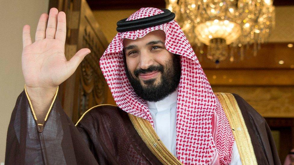 عين الملك سلمان ابنه محمد وليا للعهد في عام 2017