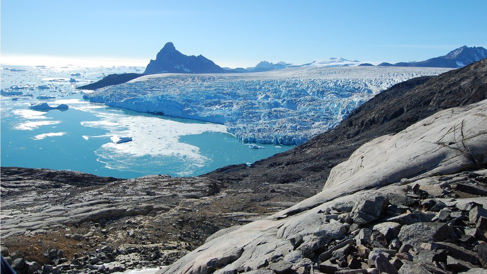 Greenland's ice melt is accelerating