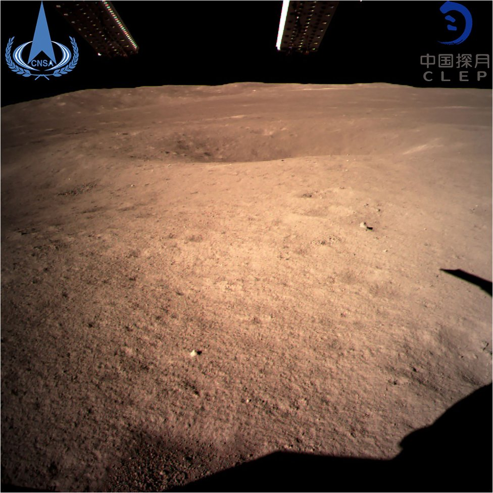 Krater Von Karman na tamnnoj strani Meseca