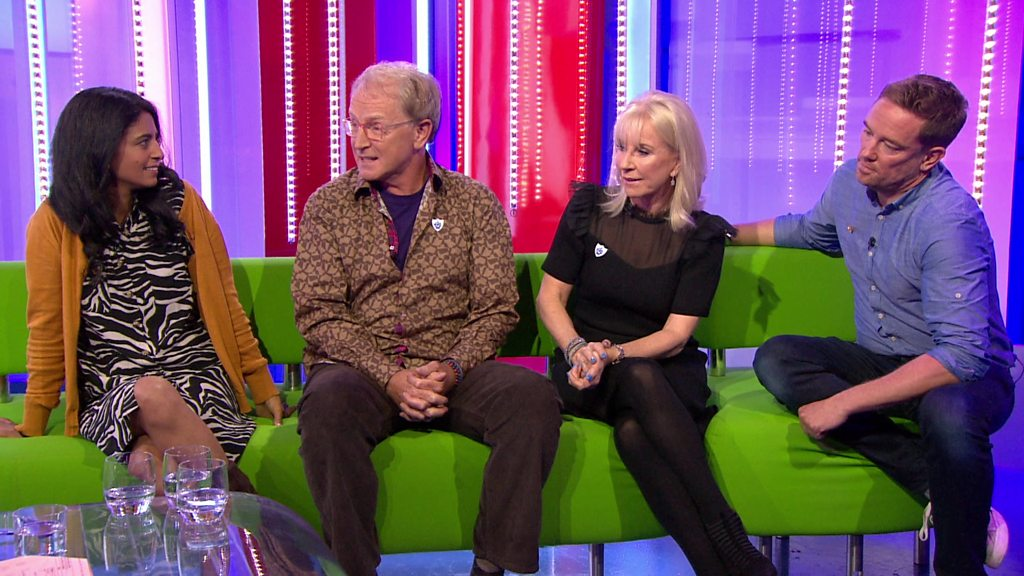 Blue Peter: Former hosts celebrate 60th birthday of TV series