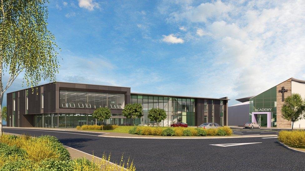 Ingleby Barwick leisure centre scheme gets under way
