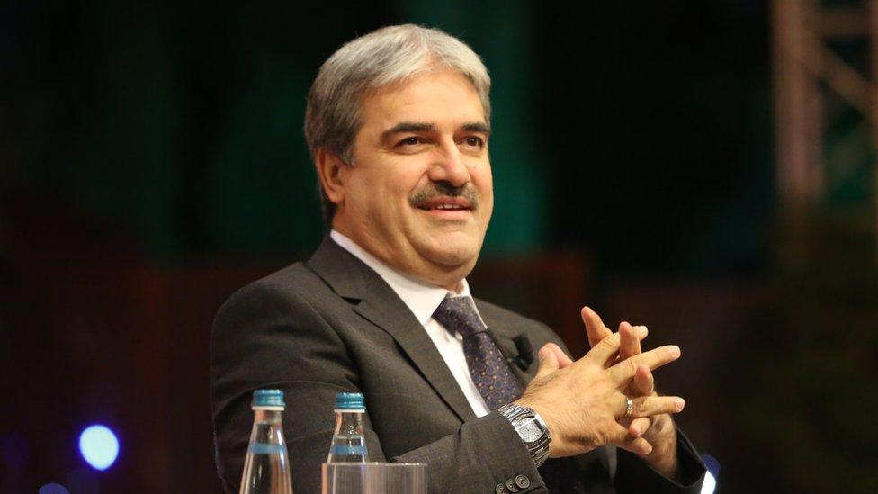 عمر قرقماز، المستشار السابق لرئيس الوزراء التركي أحمد داود أوغلو