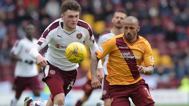 John Souttar and Lionel Ainsworth