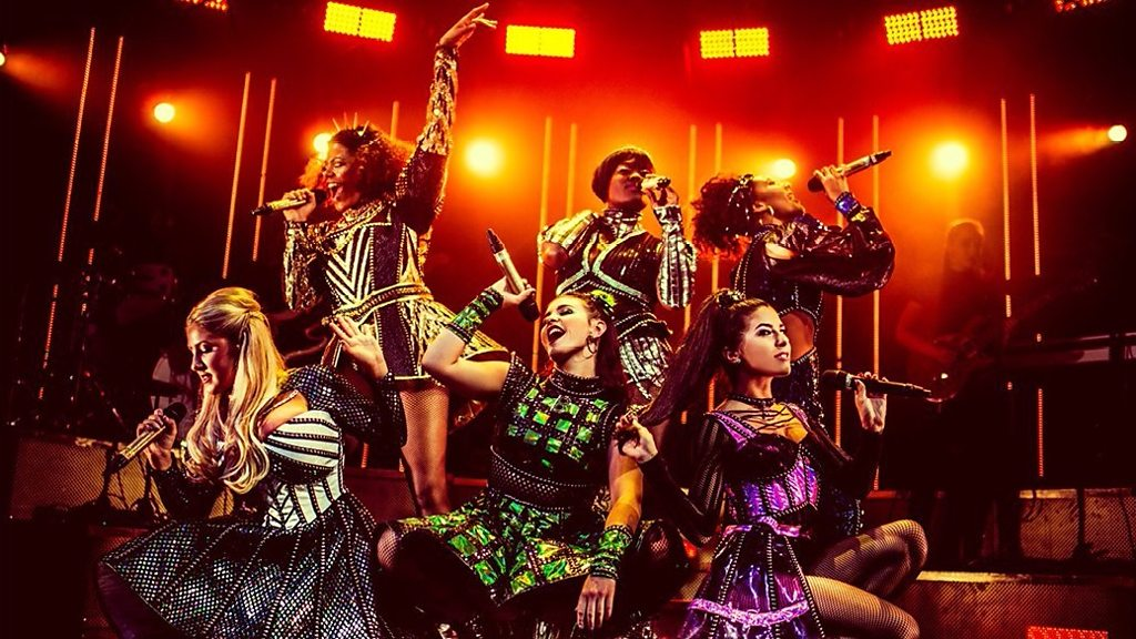 Six wives, one Olivier Award-nominated show