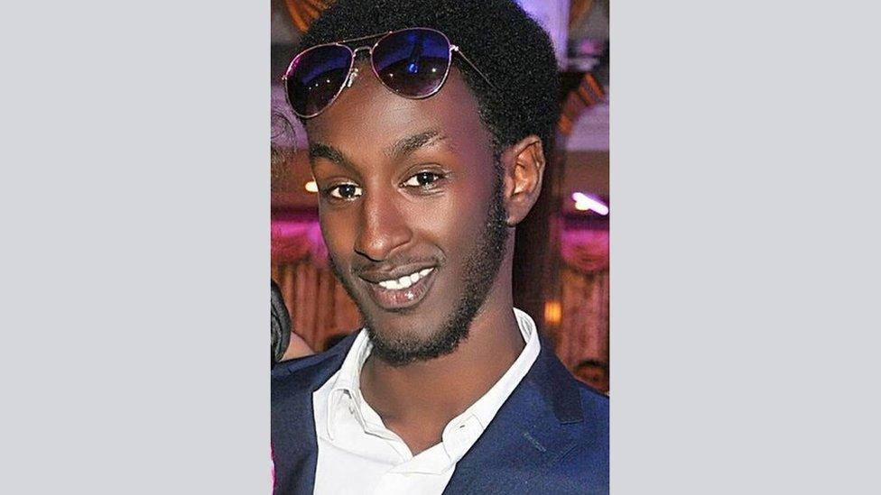 Mohamed Aadam Mohamed