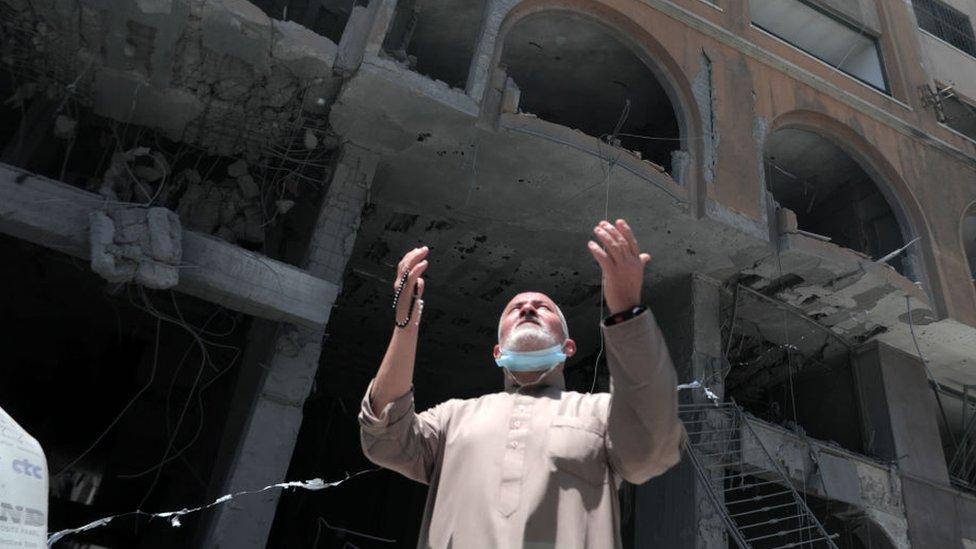 رجل من غزة