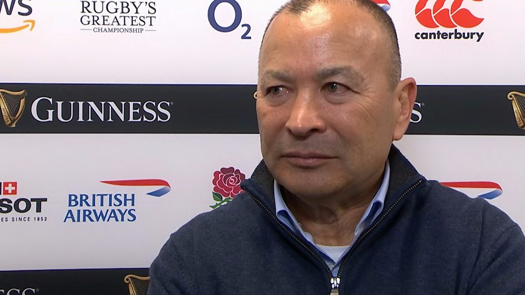 Six Nations 2019: Eddie Jones delighted England 'kept their focus' against France