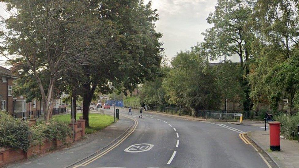 Droylsden Road, Newton Heath