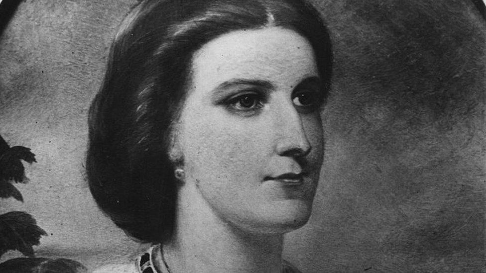 Ledi Izabelь Bёrton.