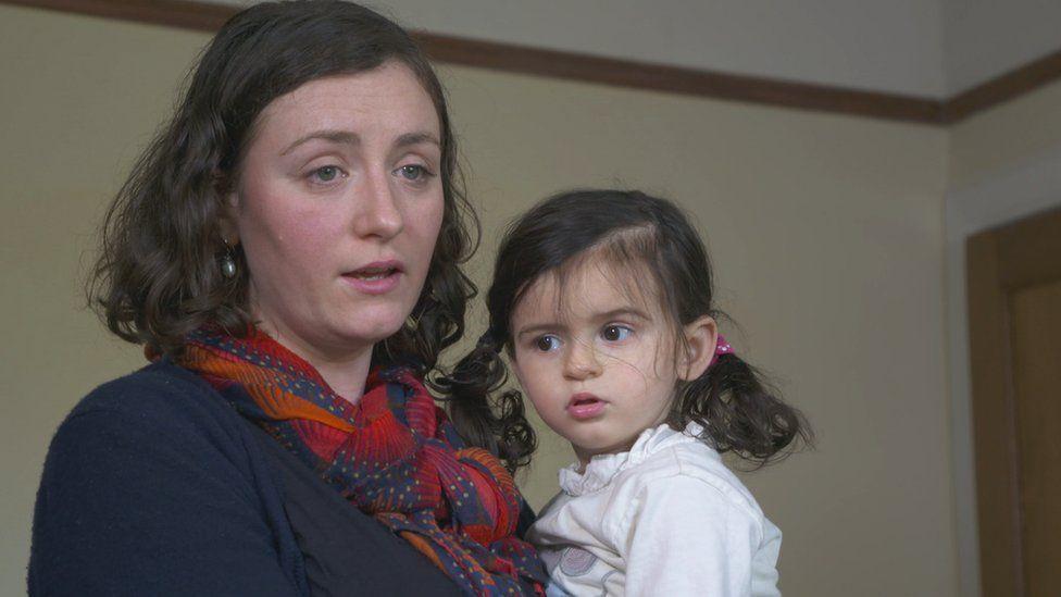 Anya y su madre