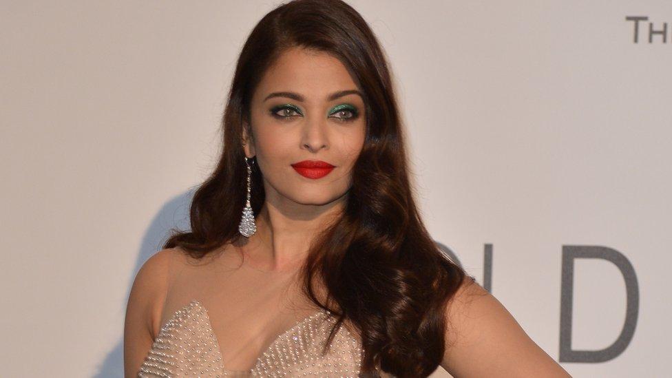 File photo: Indian actress Aishwarya Rai Bachchan, 22 May 2014
