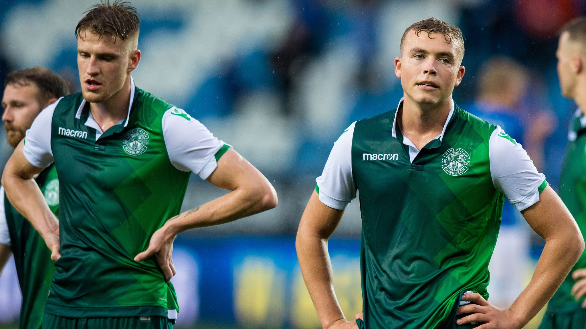 'Hibs only have themselves to blame for Europa exit'