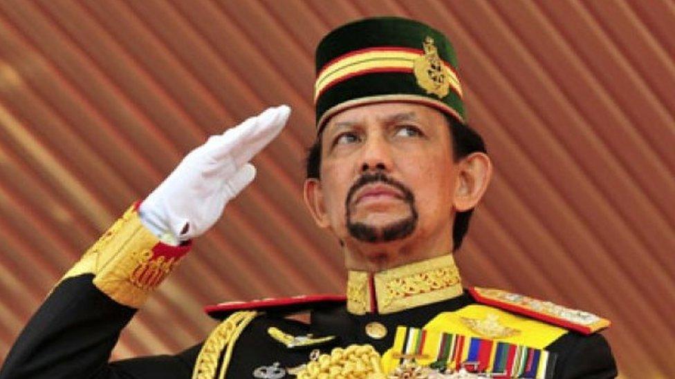 Brunei Sultanı Hasan el Bulkiye