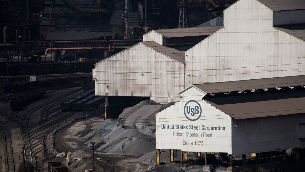 Planta de US Steel
