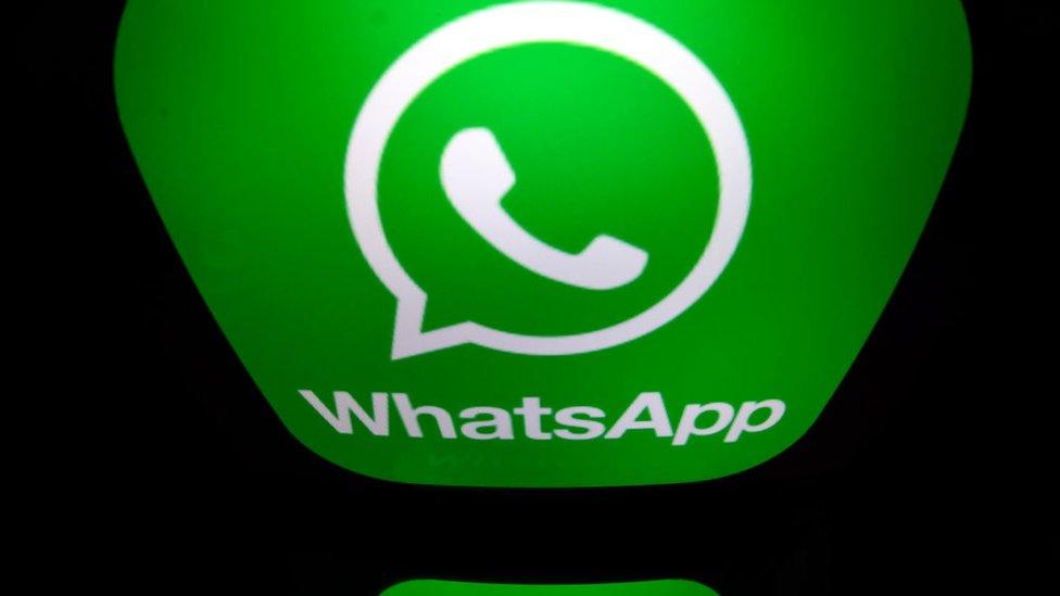 La aplicación de mensajería fue vendida a Facebook en cerca de US$20.000 millones en 2014.