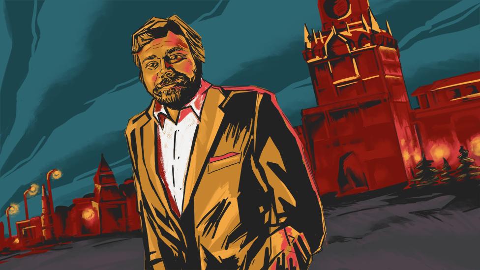 Oligarch in Kremlin