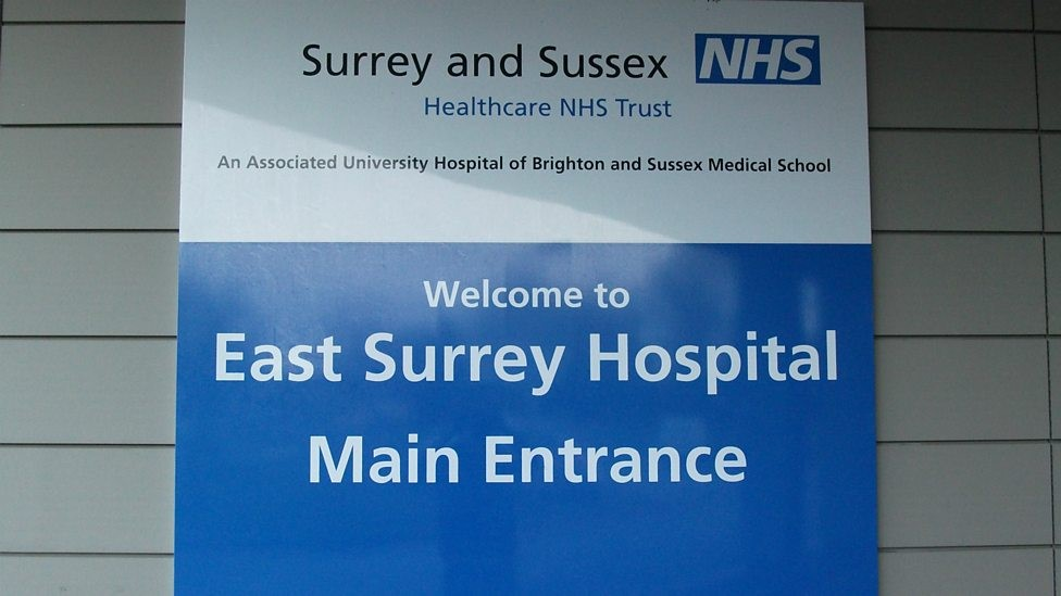 Surrey and Sussex Healthcare NHS Trust rated outstanding by CQC
