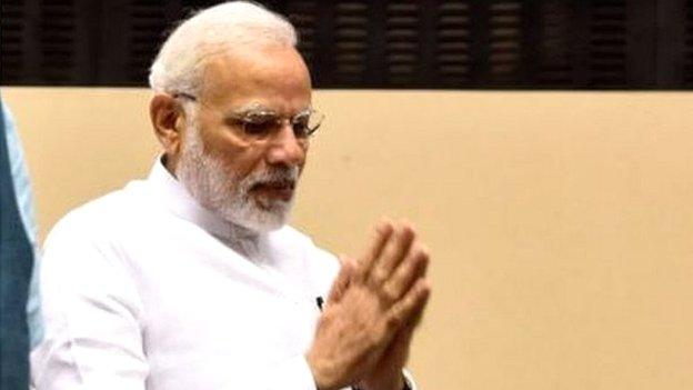नरेंद्र मोदी की अगुवाई वाले NDA को लोकसभा चुनाव में हराने वाला 'बीबीसी का सर्वे' फ़र्ज़ी