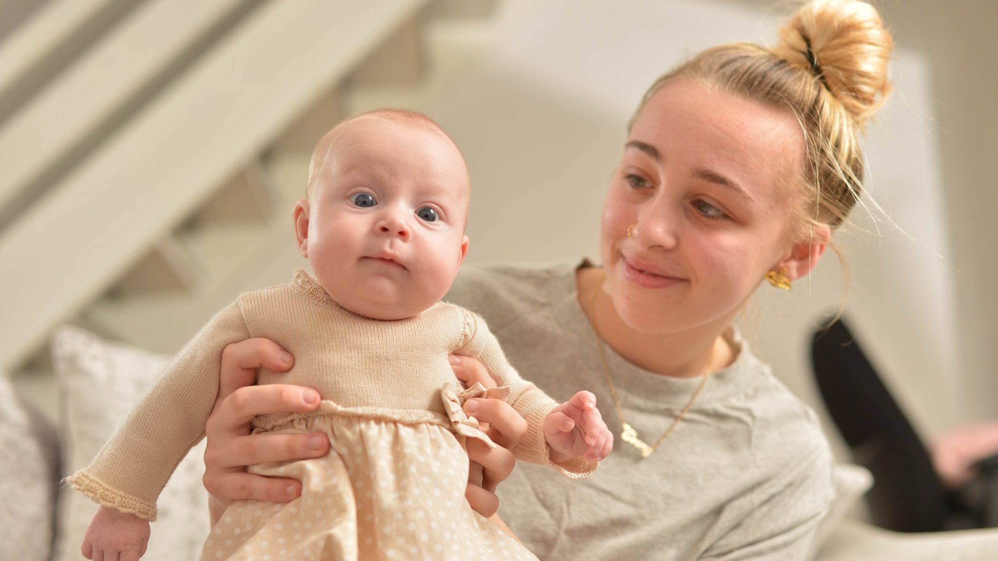 Oldham teenager in coma wakes up with 'surprise' baby