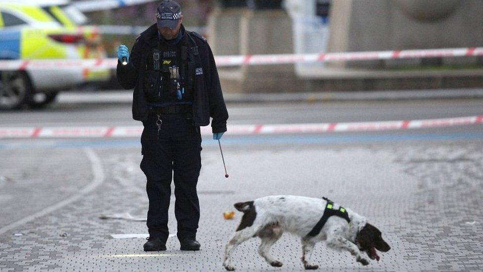 Police in Stratford