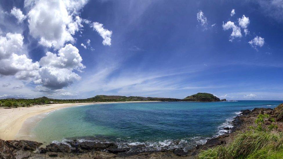 Playa Mandalika