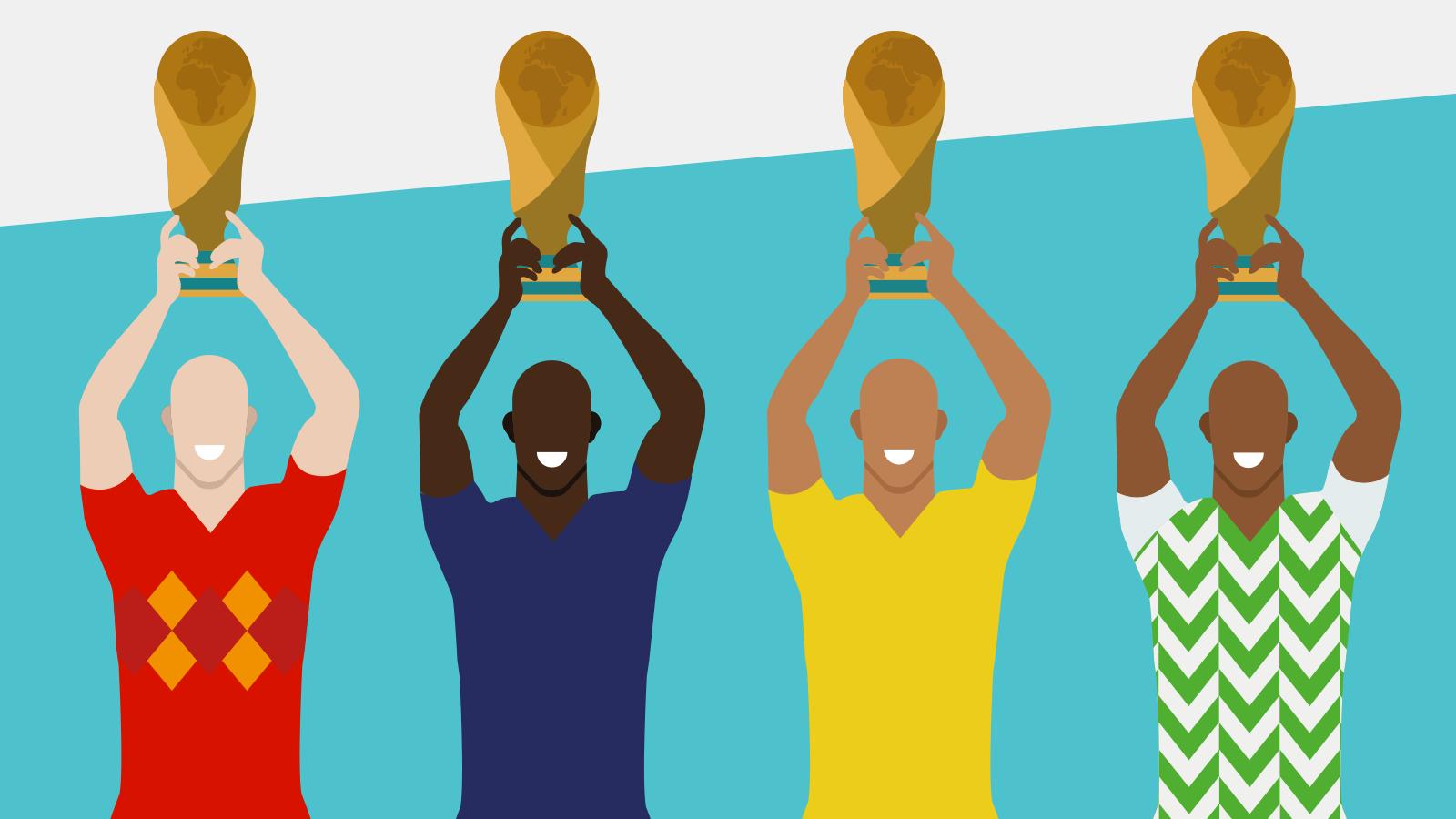Svetsko prvenstvo 2018: Da li nam istorija otkriva pobednika?