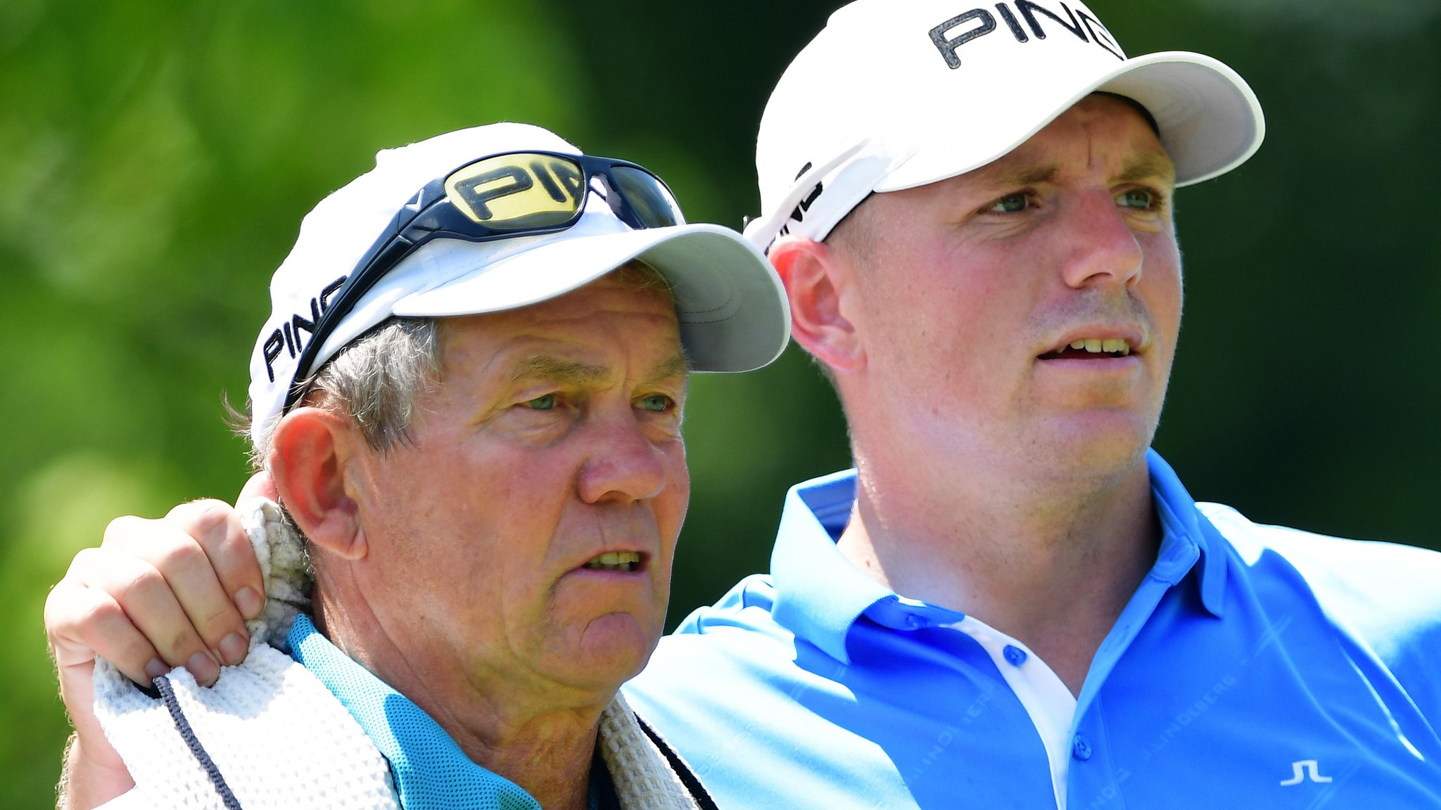 Veteran caddie McNeilly on Faldo, cancer and life 'on the bag'