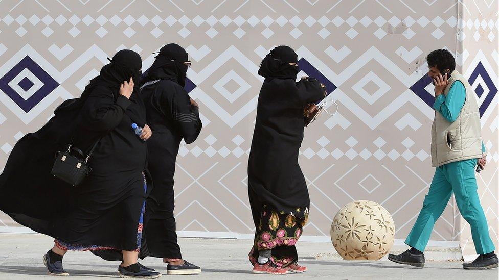 abayalı kadınlar