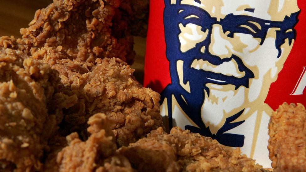 Chicken chaos as KFC closes outlets
