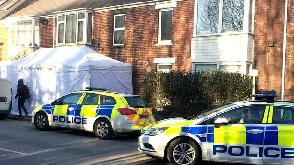 Exeter triple murder suspect remanded in custody