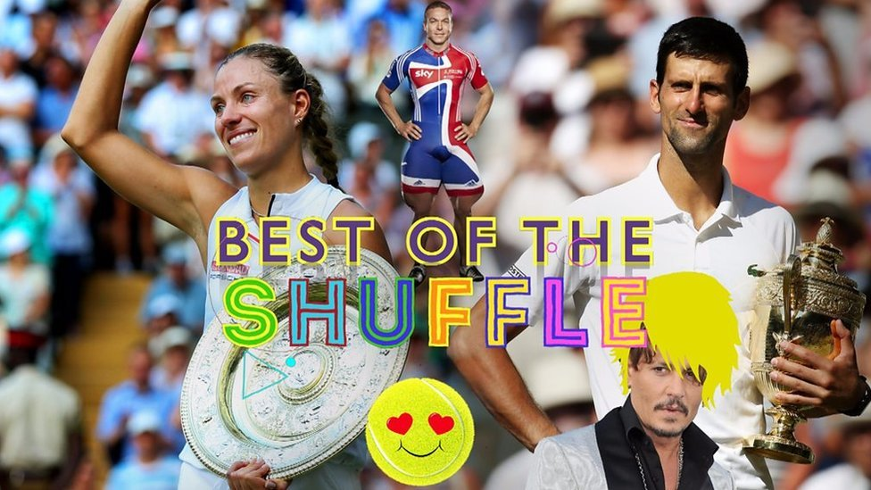 Wimbledon 2018: Lookalikes, champions' delight & best Wimbledon funnies