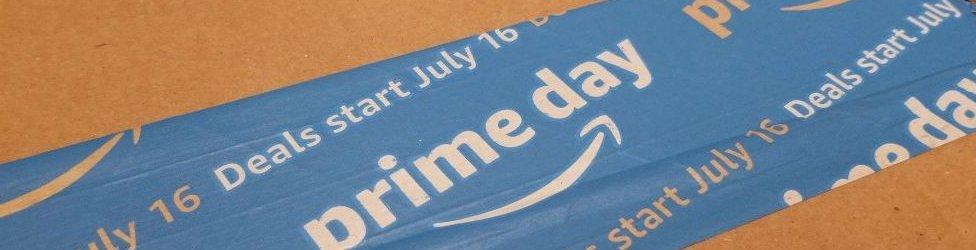 Amazon Prime Day box