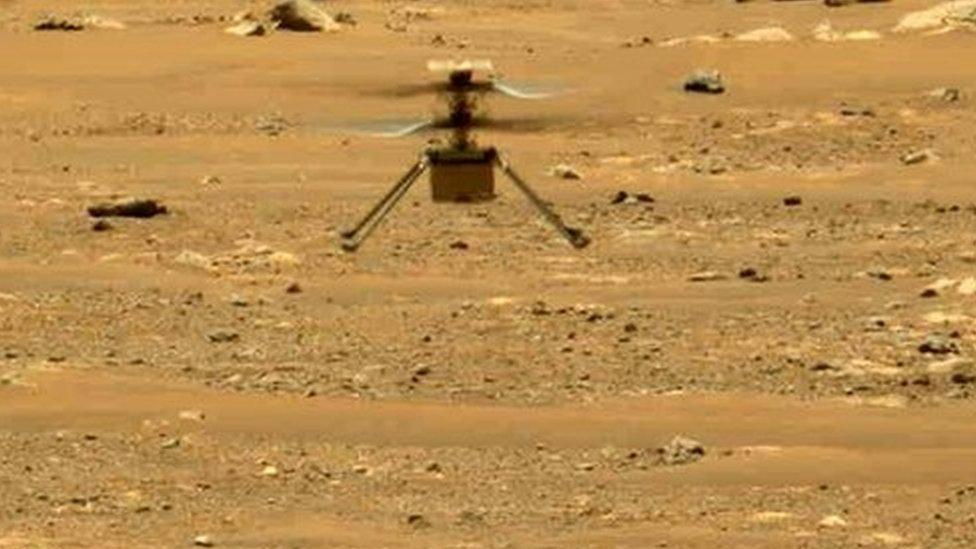 Успехи на Марсе: