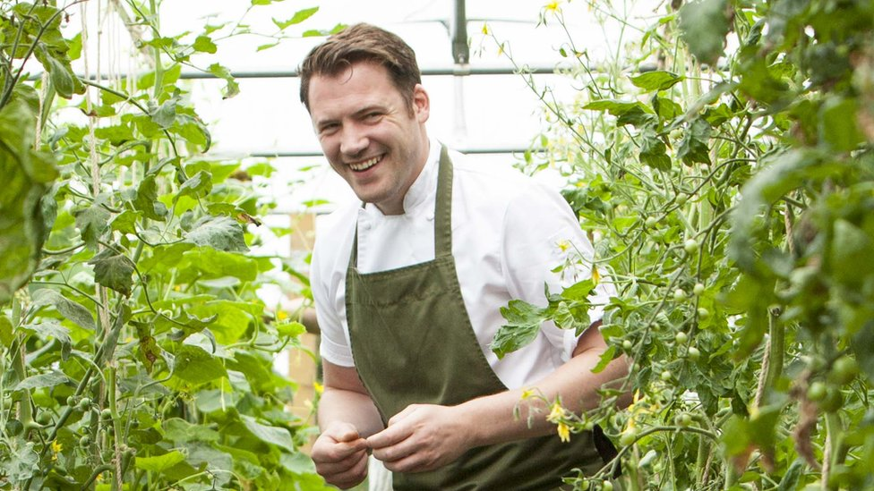 Head Chef Tommy Banks