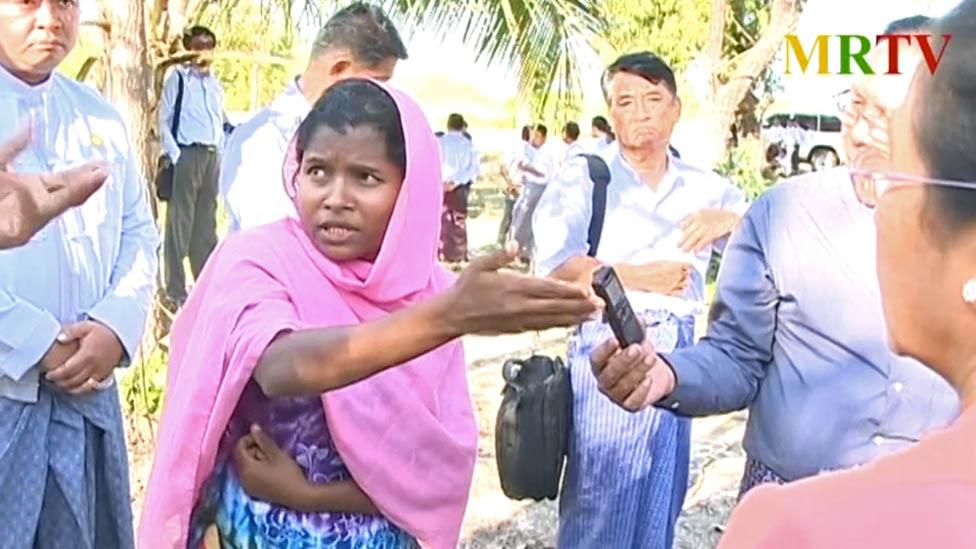 Jamalida Begum on TV