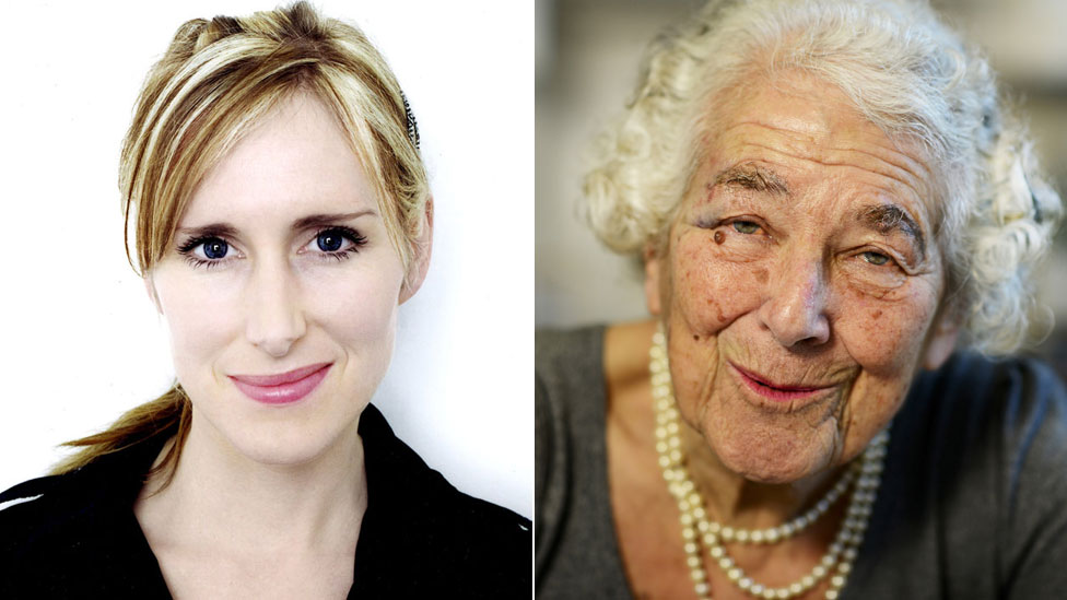 Lauren Child pays tribute to 'generous' Judith Kerr