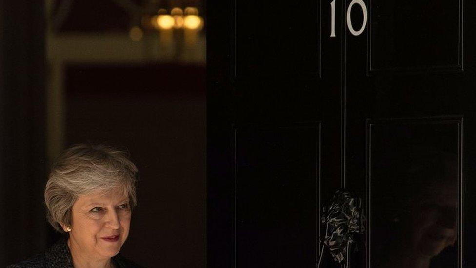 UK Prime Minister Theresa May. Photo: July 2018
