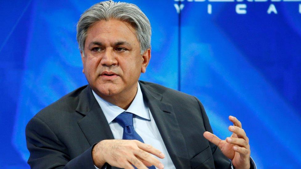 Arif Nakvi, Abraaj Capital'e yapılan yatırımların kötü amaçlı biçimde kullanılmadığını öne sürüyor.