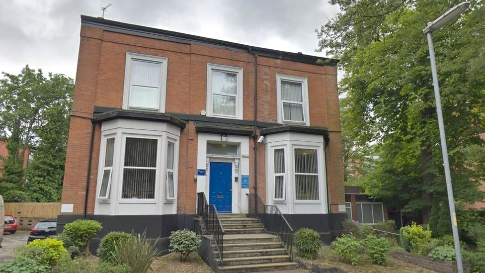 Marie Stopes clinic in Fallowfield