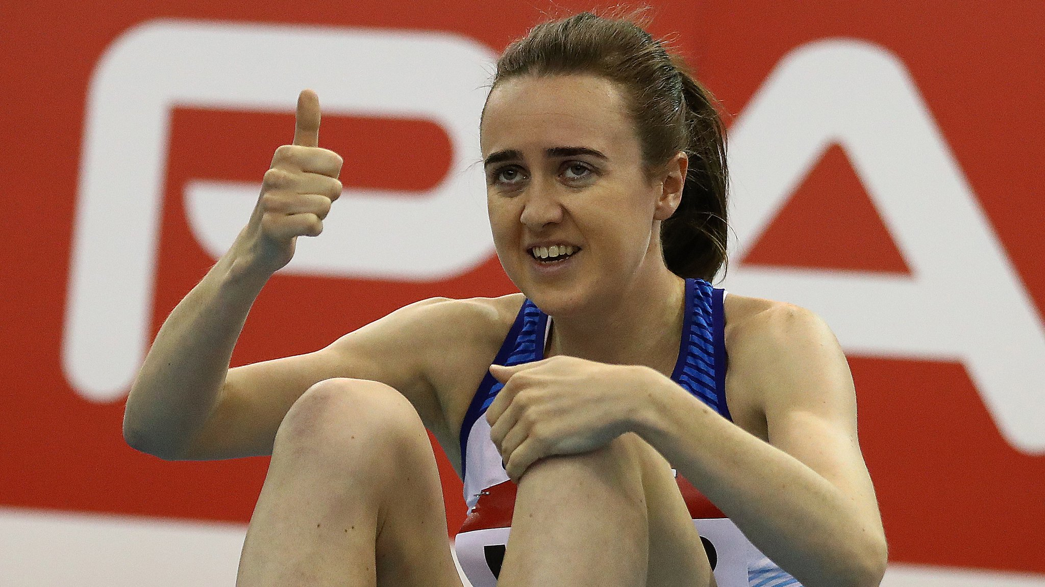 Laura Muir records third fastest indoor mile at Birmingham Indoor Grand Prix